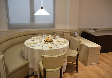 Restaurante en GEM Wellness & Spa en Cataluña