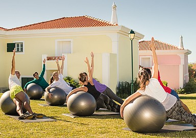 SIS Escapadas Spa ofrece un Bootcamp en Longevity Cegonha Country Club, Portugal